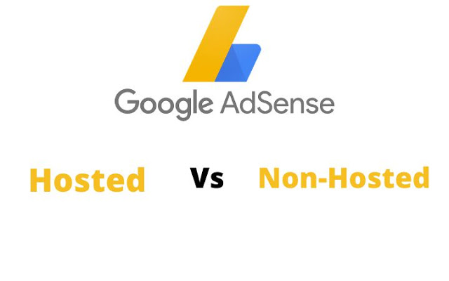 Hosted Adsense Account VS Non-Hosted Adsense Account