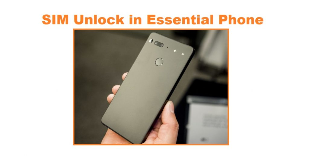 unlock essential phone