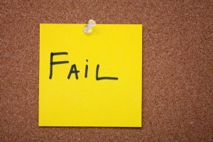 why blogger fails