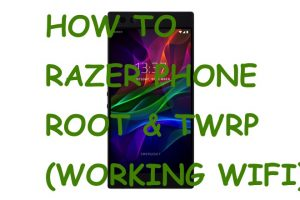 razer phone root