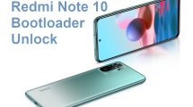 Redmi note 10 bootloader unlock