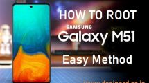 Root Samsung Galaxy M51
