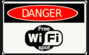 dont use free wifi