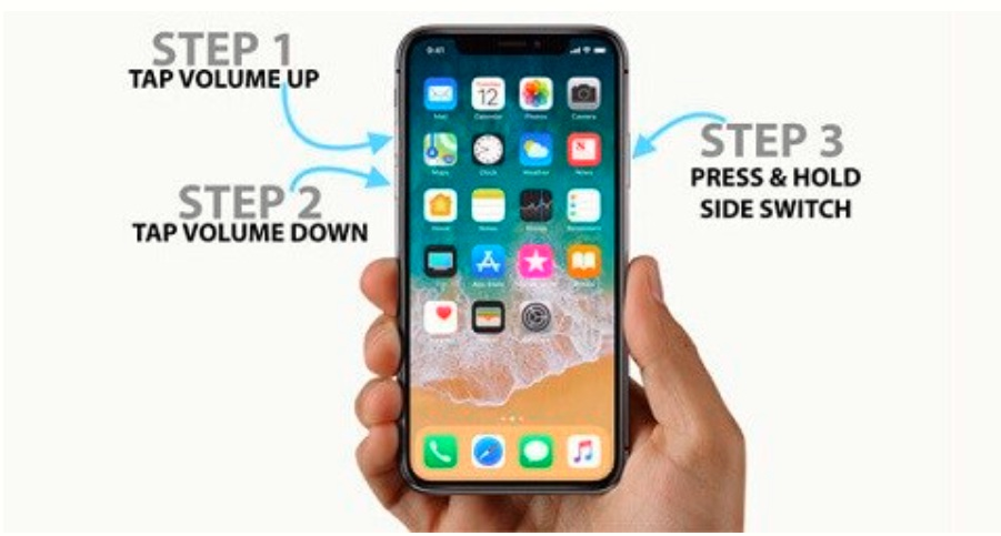 How to restart iPhone
