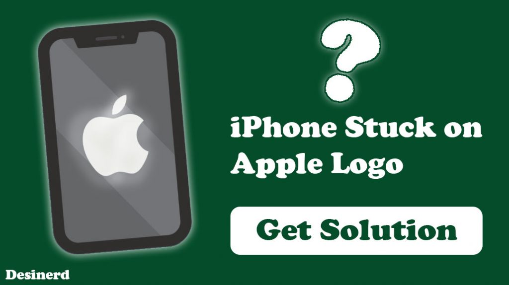 iPhone Stuck on Apple Logo - Get Solution in 2 Minutes